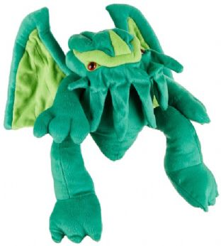H.P. Lovecraft 'Cthulhu Hand Puppet' Plush